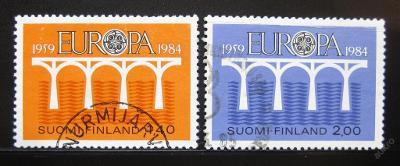 Finsko 1984 Evropa CEPT Mi# 944-45 0457
