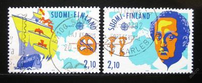 Finsko 1992 Evropa CEPT Mi# 1198-99 0460
