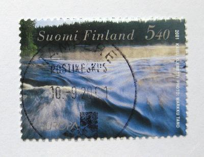 Finsko 2001 Evropa CEPT Mi# 1566 0460