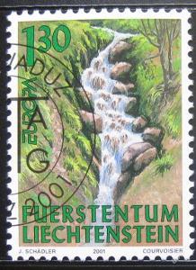 Lichtenštejnsko 2001 Evropa CEPT Mi# 1255 0441