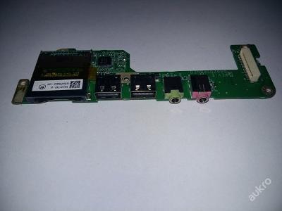 Čtečka + USB + audio z Acer Aspire one ZG5