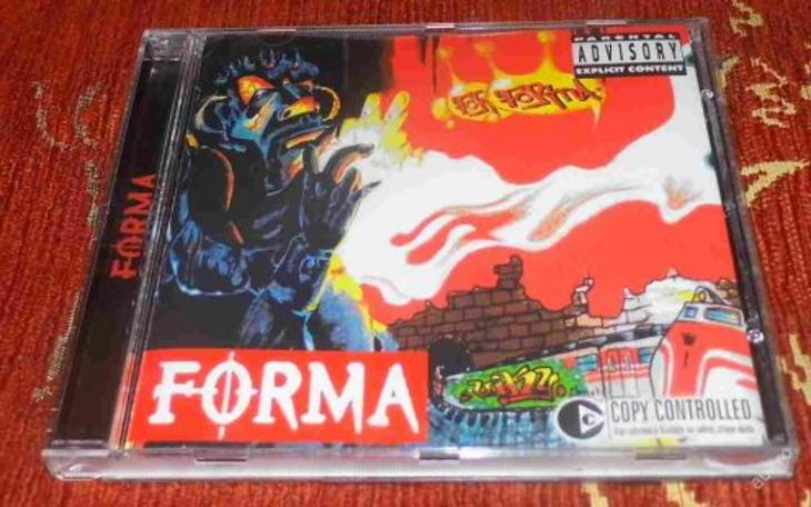 CD Forma - Forma - Hudba