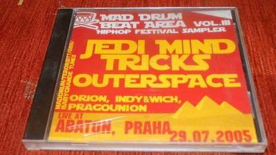 CD Mad Drum Beat Arena Vol.III