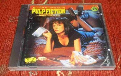 CD Pulp Fiction: Music From The Motion Picture