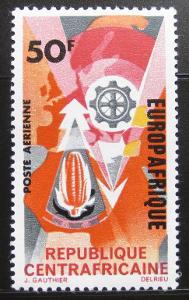 SAR 1966 Spolupráce s Evropou Mi# 123 0982