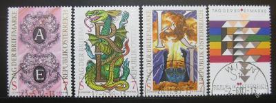 Rakousko 1997-2000 Den známek 0232