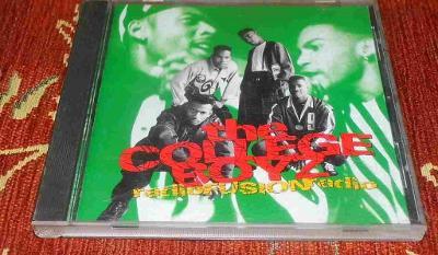 CD College Boyz - Radio Fusion Radio