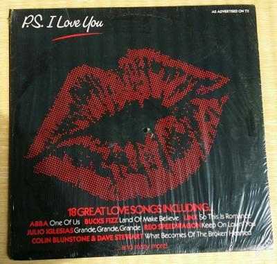 P.S. I Love You, LP.