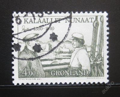 Grónsko 1980 Ejnar Mikkelsen Mi# 125 0654