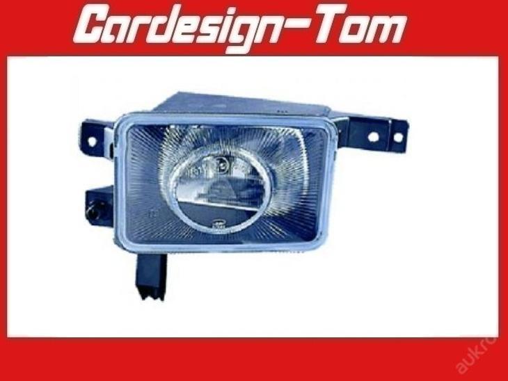 Mlhovky mlhovka OPEL CORSA/COMBO C 07.00-10.03 - Náhradní díly a příslušenství pro osobní vozidla