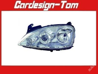Světlo Světla přední OPEL CORSA/COMBO C 03-10