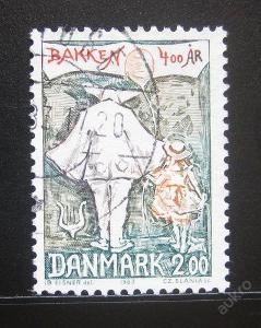 Dánsko 1983 Park zábavy Mi# 769 0786