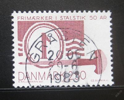 Dánsko 1983 Tisk známek Mi# 771 0786