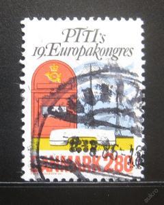 Dánsko 1986 Kongres PTT, Kodaň Mi# 877 0787