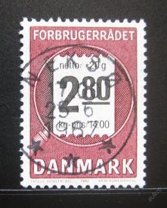 Dánsko 1987 Koncil spotřebitelů Mi# 890 0787