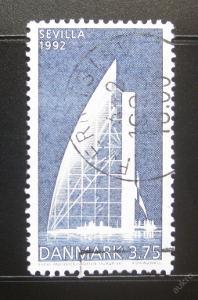 Dánsko 1992 Pavilón na EXPO Mi# 1036 0787