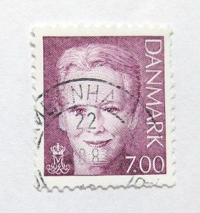 Dánsko 2001 Královna Margrethe II Mi# 1280 0787