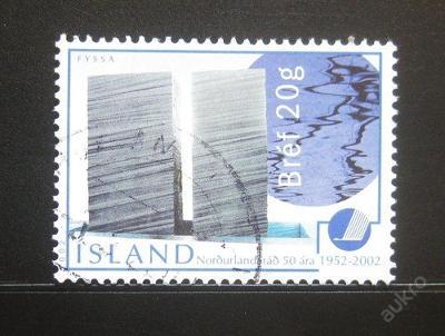 Island 2002 Severský koncil Mi# 1005 0653