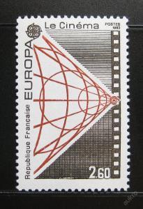Francie 1983 Evropa CEPT Mi# 2397 0354