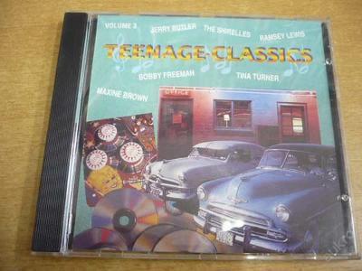 CD Teenage Classics / T.TURNER, L.RICHARD, M.BROWN