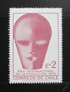 Chile 1970 Rok vzdělání Mi# 734 0171