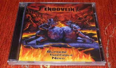 CD Endovein - S.I.N. (Supreme Insatiable Need)