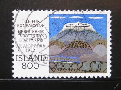 Island 1982 Mount Hurdebreid Mi# 586 0984