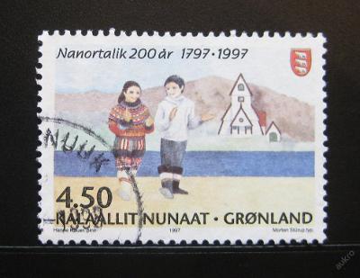 Grónsko 1997 Nanortalik Mi# 312 0984