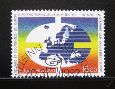 Finsko 1992 Helsinská konference Mi# 1166 4€ 0941