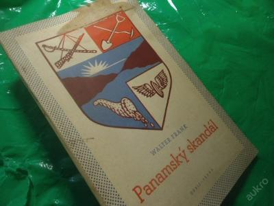 Panamský skandál (1944) Orbis Walter Frank propaganda