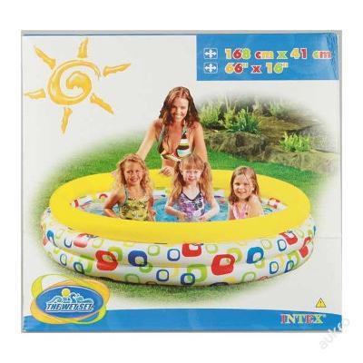 Nafukovací bazén Intex 168 x 41 cm Intex 58449