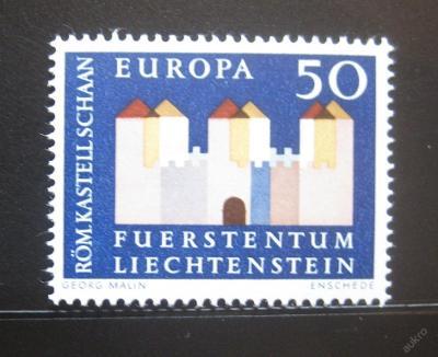 Lichtenštejnsko 1964 Evropa CEPT Mi# 444 0775