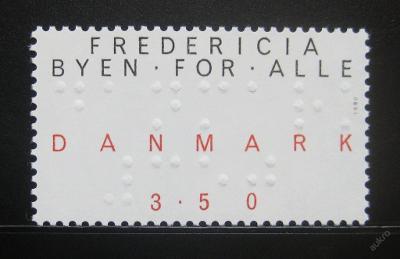 Dánsko 1990 Frederica Mi# 989 0780