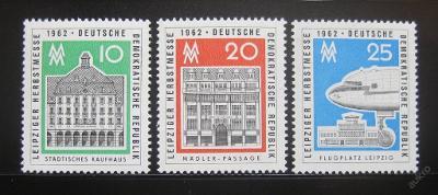 DDR 1962 Lipský veletrh Mi# 913-15 0006