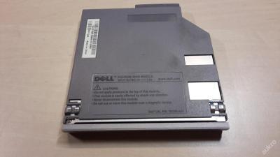 DVD bay z DELL LATITUDE D610 PP11L