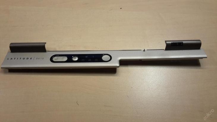 Krytka zapínaní z DELL LATITUDE D610 PP11L - Notebooky, příslušenství