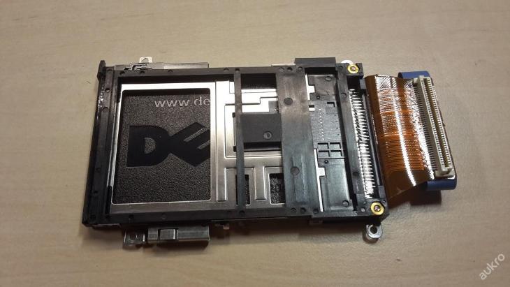 Čtečka z DELL LATITUDE D610 PP11L - Notebooky, příslušenství