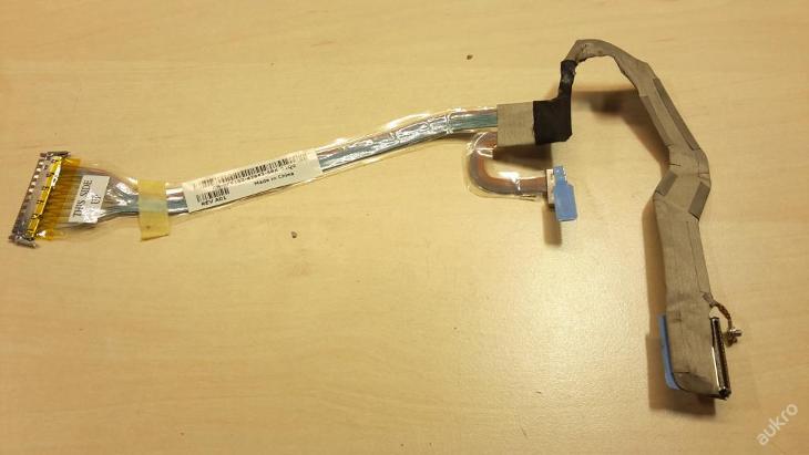 Flex LCD LVDS kabel z DELL LATITUDE D610 PP11L - Notebooky, příslušenství
