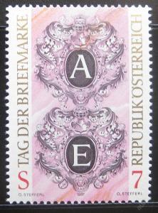 Rakousko 1997 Den známek Mi# 2220 0035