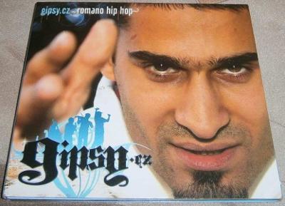 CD Gipsy.cz - Romano Hip Hop