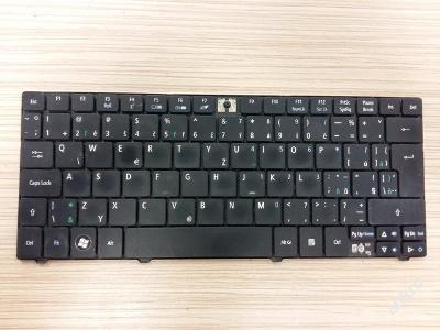 Poškozená klávesnice NSK-AQK13