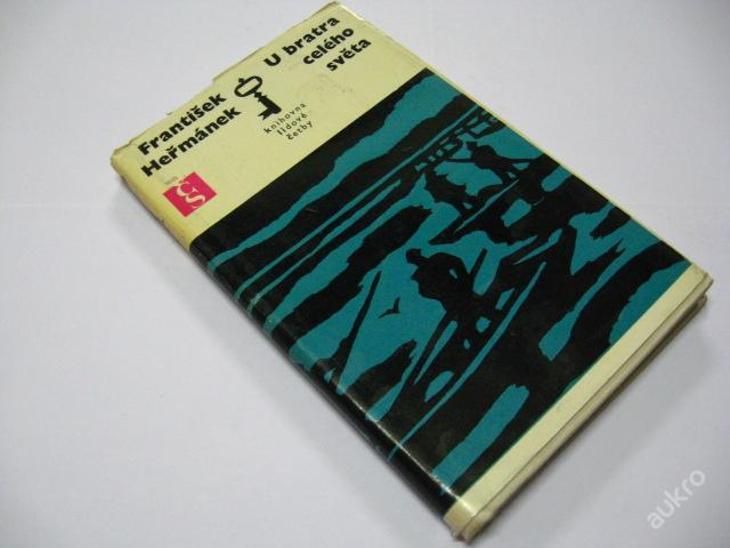 U BRATRA CELÉHO SVĚTA  HEŘMÁNEK FR.  1971 - Knihy