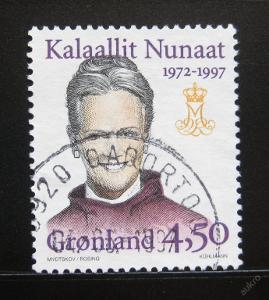 Grónsko 1997 Královna Margrethe II Mi# 300 0056