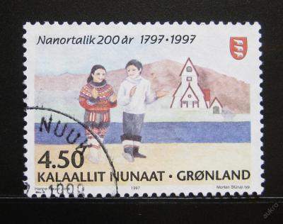 Grónsko 1997 Nanortalik Mi# 312 0056