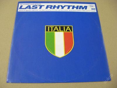 LAST RYTHM, ITALIA Stress Rec. 1992 DJ'S VINILS,)