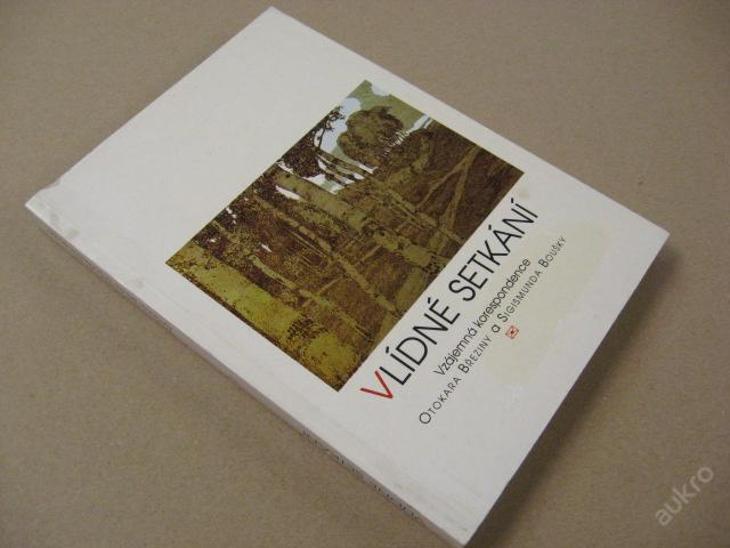 KORESPONDENCE O. BŘEZINY A S. BOUŠKY 1997 VOTOBIA - Knihy