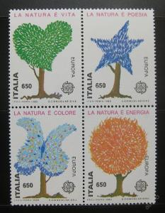 Itálie 1986 Evropa CEPT Mi# 1968-71 15€ 0326