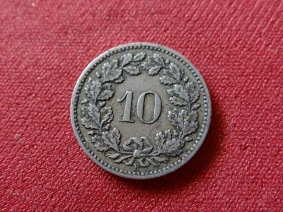 10 RAPP 1885, krásný stav.