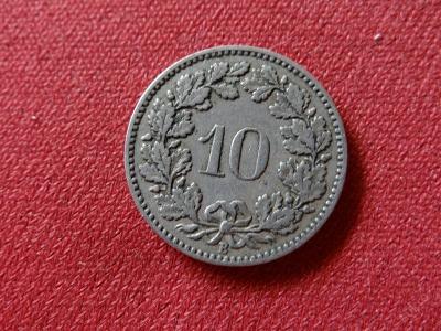 10 RAPP 1882, krásný stav.