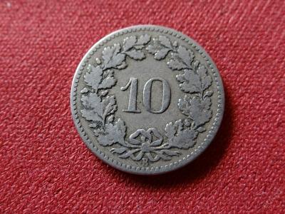 10 RAPP 1881, fajn stav.